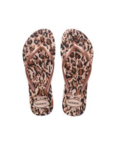 Chinelo Feminino Slim Animals Havaianas