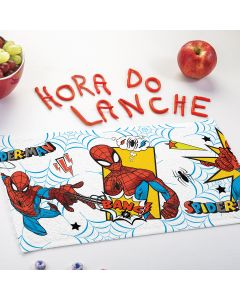 Toalha de Lancheira Spiderman Lepper
