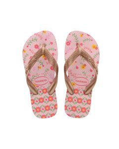 CHINELO HAVAIANAS KIDS FLORES