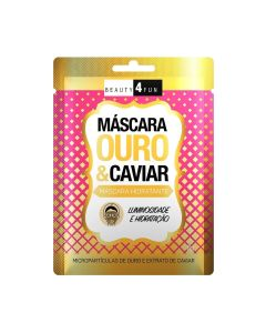 MASCARA OURO&CAVIAR BEAUTY4FUN
