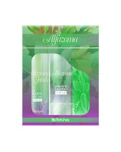 Kit Body Splash + Sabonete Liquido Petunia Alfazema
