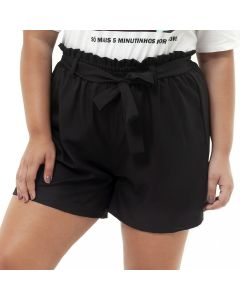 Short Feminino Clochard Plus Size