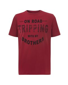 Camiseta Masculina Plus Size Road Tripping