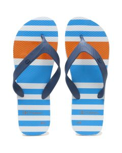 Chinelo Masculino Listrado Via Beach