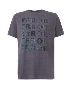 Camiseta Masculina Plus Size Error