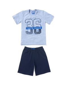 Conjunto Infantil 36 Youth Squad - 04 a 10 Anos