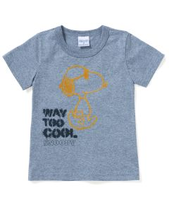 Blusa Infantil Snoopy Too Cool - 01 a 03 Anos